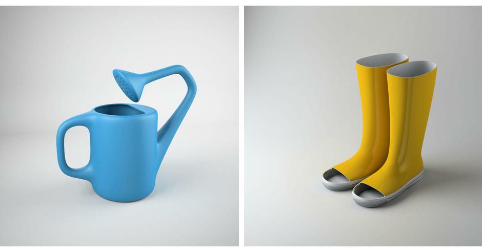 Bad design examples