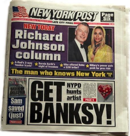 BANKSY---New-York-Post
