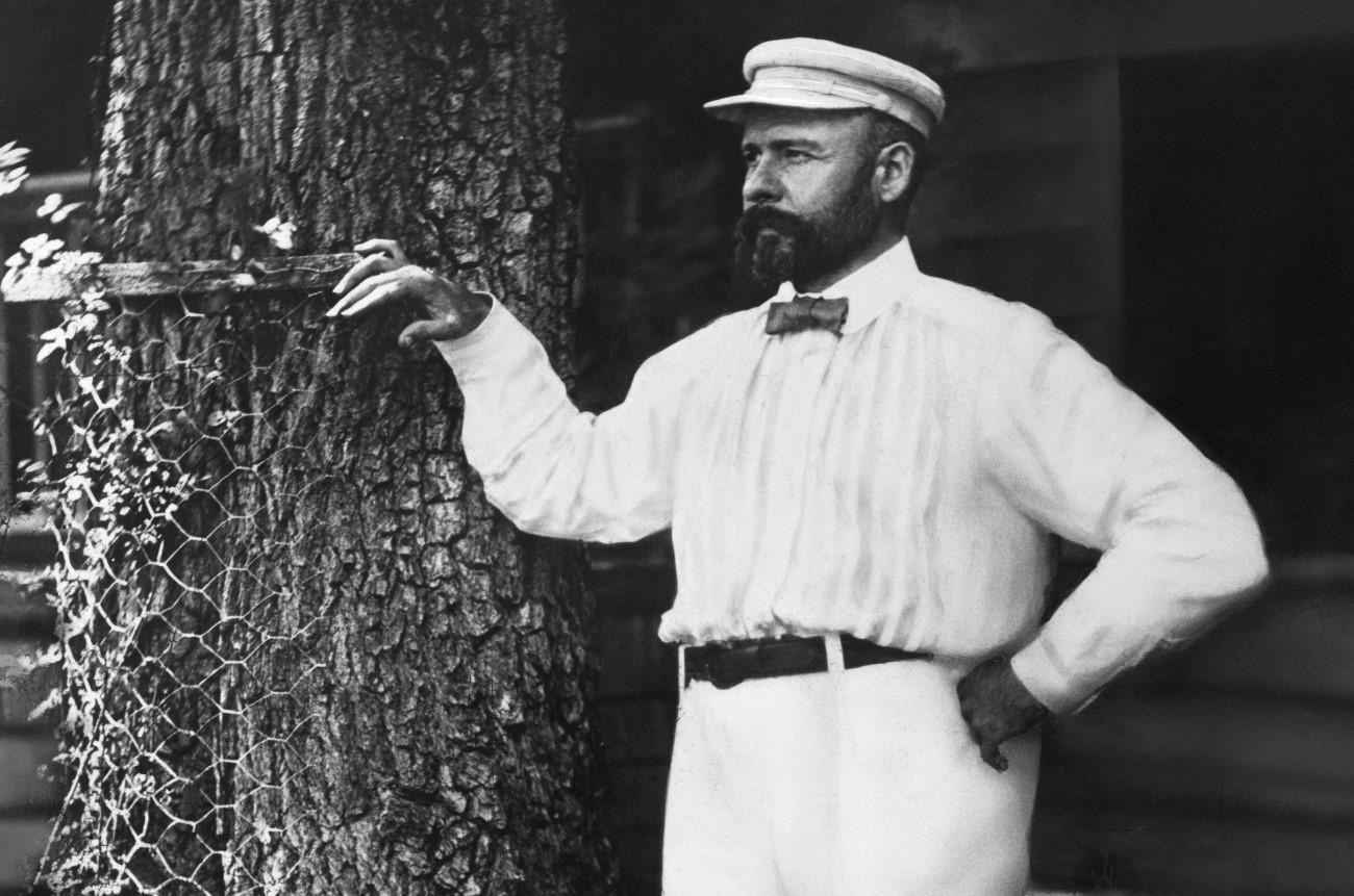 Louis Henry Sullivan: Arquitecto y teórico estadounidense de la Escuela de Chicago