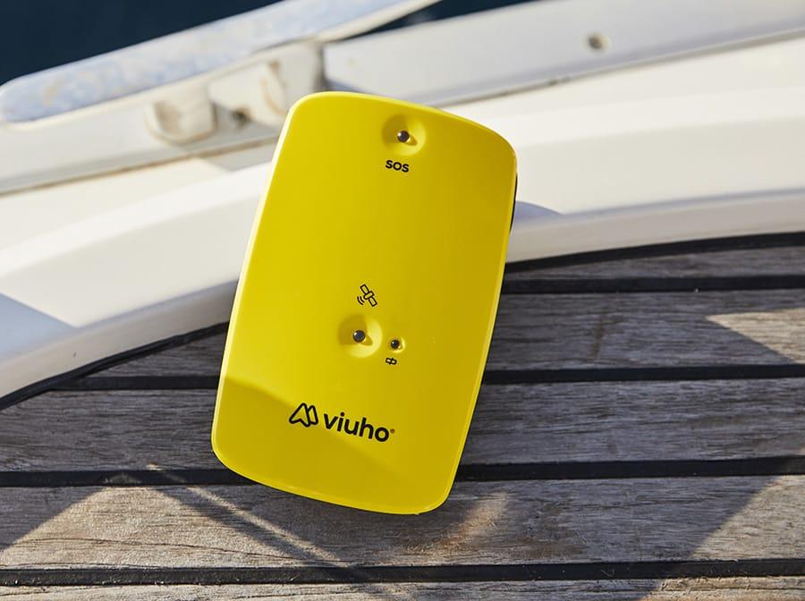 Viuho, dispositivo de rastreo y localización en caso de emergencia